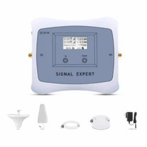 مقوي الاشارة ثنائي النطاق 3G & 4G ـ 300 متر مربع